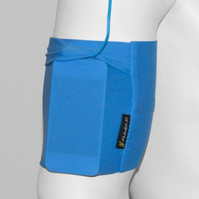Blue on arm mobile 400x400 - Y Fumble Arm Band