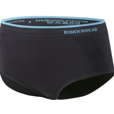 RunderwearAllImages 0014 Runderwear Womens Briefs Black 3 400x400 - Women's Runderwear Brief