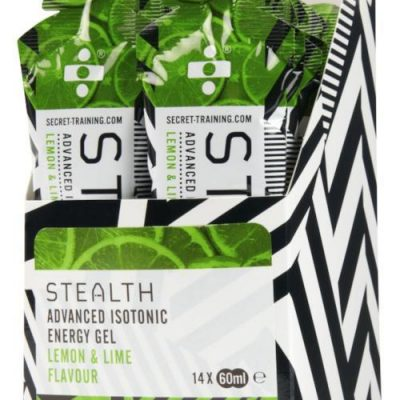 Stealth Energy Gels lemon lime 3e410c8c 604c 41e8 98e3 8f5c564370ef 400x400 - STEALTH Advanced Isotonic Energy Gel - Lemon & Lime