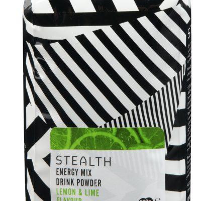 Stealth Energy Mix Drink Powder lemon lime 400x400 - STEALTH Energy Mix Drink Powder x 1 (Lemon & Lime) 660g