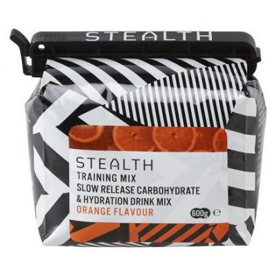 Training Mix Orange 400x400 - STEALTH Training Mix Powder - Orange