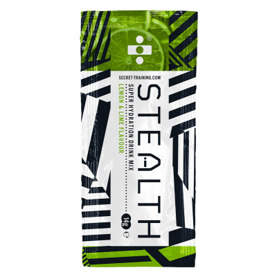 stealth hydration mix lemonlime 2 400x400 - STEALTH Super Hydration Drink Mix Powder x 1 (Lemon & Lime) 14g
