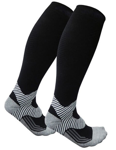 runderwear compression - ANKLE SOCKS TRAIL STX EVO LOW CUT