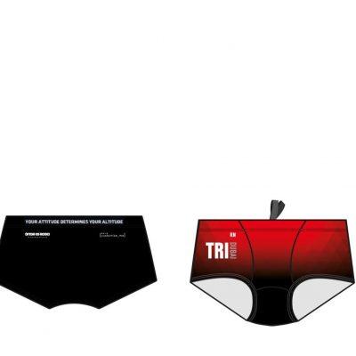 Sported TriDubai custom trunks 400x400 - TriDubai custom kit men's swim trunk
