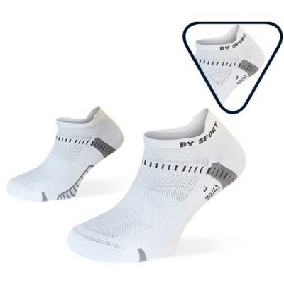 pack anklesocks lightone ultra low cut white white 400x400 - Light One Ultra short running socks - 2 pack