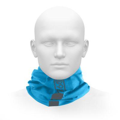 head scarf blue lr 400x400 - REFLECT360 Neck Gaiter/Warmer