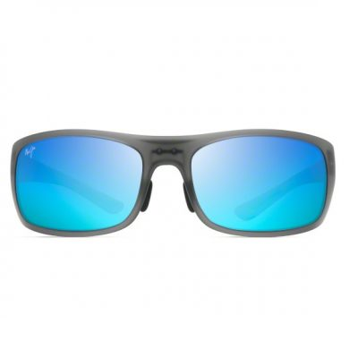 BIG WAVE - Polarised Wrap Sunglasses