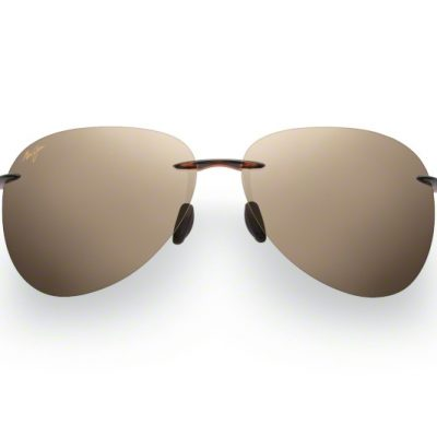 SUGAR BEACH Polarised Rimless Sunglasses