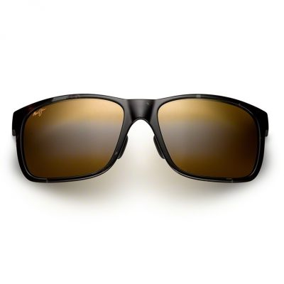 RED SANDS - Polarised Rectangular Sunglasses