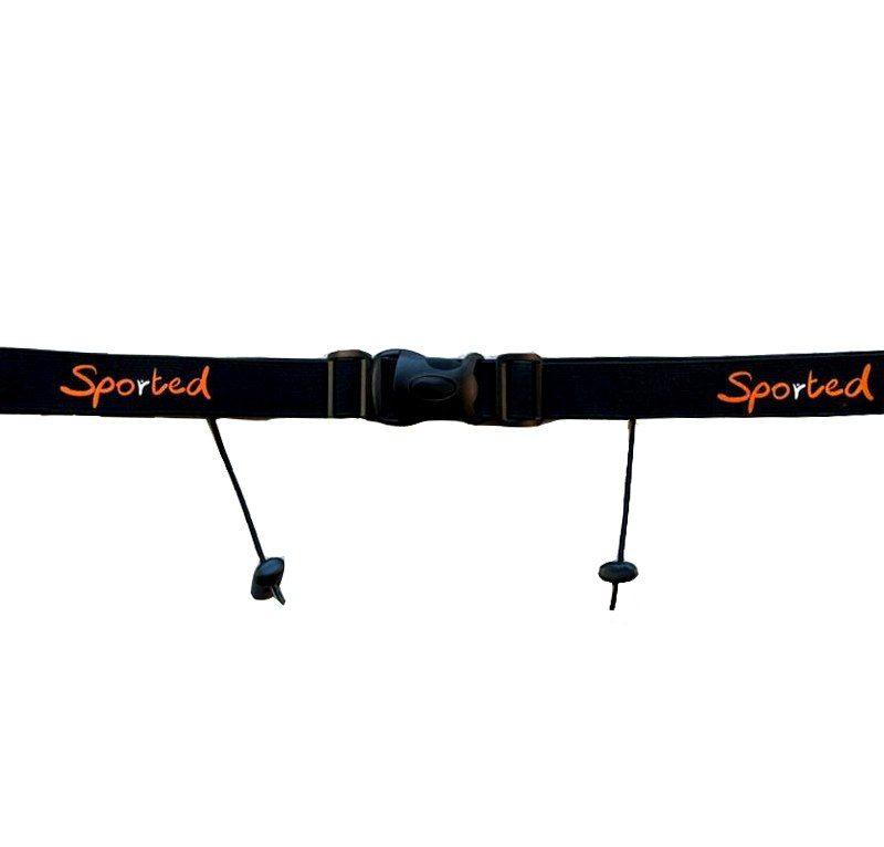 Sported Race Belt with Gel Loops