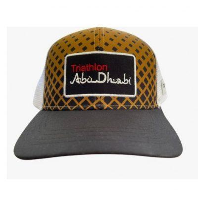 Abu Dhabi Triathlon Trucker Cap