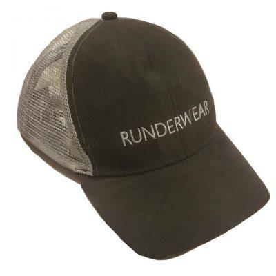 Runderwear Trucker cap black